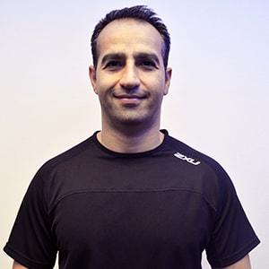Faryad Goudarzi